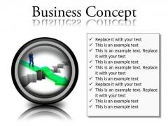 Business Concept Success PowerPoint Presentation Slides Cc