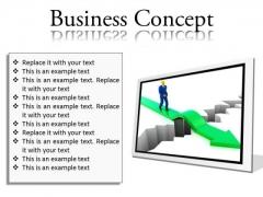 Business Concept Success PowerPoint Presentation Slides F