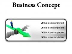 Business Concept Success PowerPoint Presentation Slides R