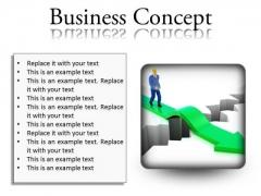Business Concept Success PowerPoint Presentation Slides S