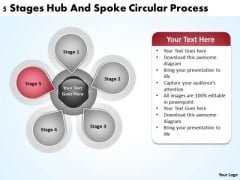 Business Development Process Diagram Ppt PowerPoint Templates Backgrounds For Slides