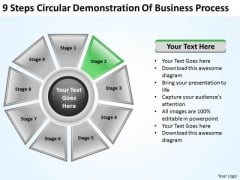 Business Development Strategy Template Of Process Innovative Marketing Concepts