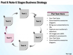 Business Development Strategy Template Ppt Writing Plans Examples PowerPoint Templates