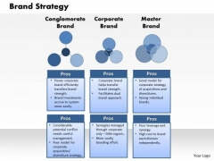 Business Diagram Brand Strategy PowerPoint Ppt Presentation