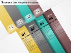 Business Diagram Process Info Graphic Diagram Presentation Template