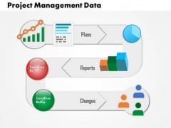 Business Diagram Project Management Data PowerPoint Ppt Presentation
