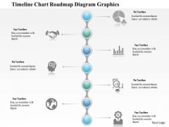 Business Diagram Timeline Diagram With Roadmap And Icons Presentation Template