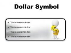 Business Dollar Finance PowerPoint Presentation Slides R
