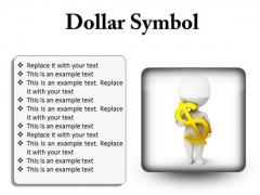Business Dollar Finance PowerPoint Presentation Slides S