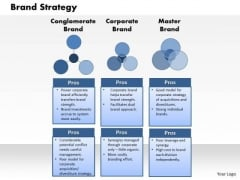 Business Framework Brand Strategy PowerPoint Presentation
