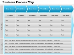 Business Framework Business Process Mapping PowerPoint Presentation 2