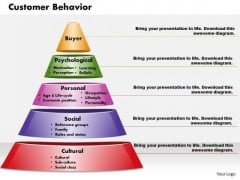 Business Framework Customer Behavior PowerPoint Presentation