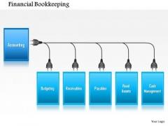 Business Framework Financial Bookkeeping PowerPoint Presentation