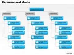 Business Framework Organizational Charts Templates PowerPoint Presentation