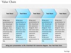 Business Framework PowerPoint Chain PowerPoint Presentation