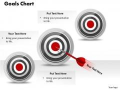 Business Framework PowerPoint Goals PowerPoint Presentation