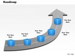 Business Framework PowerPoint Roadmap PowerPoint Presentation