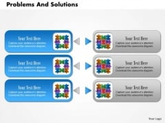 Business Framework Problems And Solution 1 PowerPoint Presentation