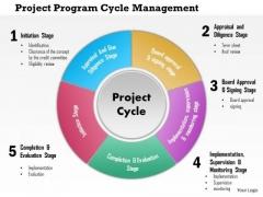 Business Framework Project Program Cycle Management PowerPoint Presentation
