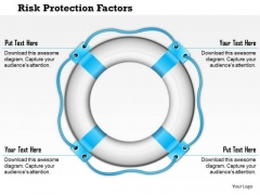 Business Framework Risk Protection Factors PowerPoint Presentation