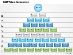 Business Framework Seo Value Proposition 9 Layers PowerPoint Presentation