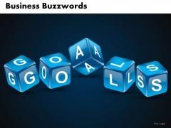 Business Goals PowerPoint Ppt Templates Goals Ppt Slides