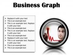 Business Graph Success PowerPoint Presentation Slides Cc