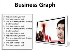 Business Graph Success PowerPoint Presentation Slides F