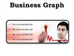 Business Graph Success PowerPoint Presentation Slides R