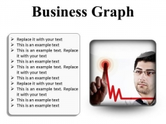 Business Graph Success PowerPoint Presentation Slides S