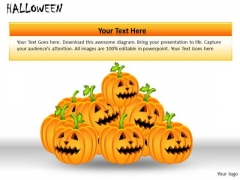 Business Halloween PowerPoint Slides And Ppt Diagram Templates