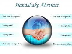 Business Handshake PowerPoint Presentation Slides C