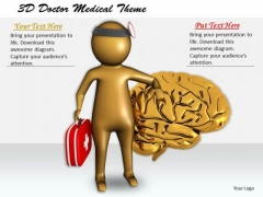 Business Level Strategy Definition 3d Doctor Medical Theme Character Modeling