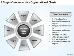 Business Marketing Strategy Comprehensive Organizational Charts Process