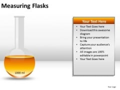 Business Measuring Flasks PowerPoint Slides And Ppt Diagram Templates