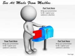 Business Model Strategy See All Mails From Mailbox Concepts
