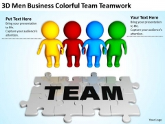 Teamwork PowerPoint templates, Slides and Graphics
