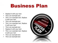 Business Plan Future PowerPoint Presentation Slides Cc
