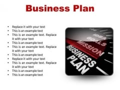 Business Plan Future PowerPoint Presentation Slides S