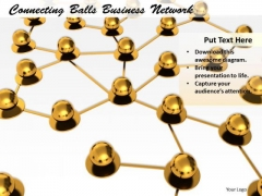 Business Plan Strategy Connecting Balls Network Images And Graphics