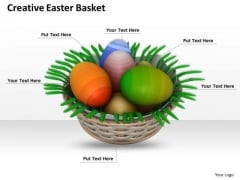 Business Plan Strategy Creative Easter Basket Images And Graphics
