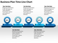 Business Plan Time Line Chart PowerPoint Templates Ppt Slides Graphics