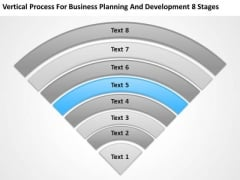 Business Planning And Development 8 Stages Outlines PowerPoint Templates