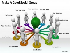 Business Policy And Strategy Make Good Social Group Concepts