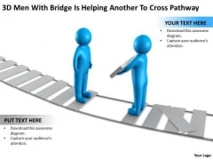 Business Power Point Another To Cross Pathway PowerPoint Templates Ppt Backgrounds For Slides