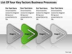 Business PowerPoint Presentations Processes Help Writing Plan Templates