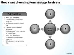 Business PowerPoint Templates Free Download Circular Flow Spoke Chart