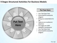 Business PowerPoint Templates Models Strategic Plan Slides