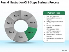 Business PowerPoint Templates Process Business Plan