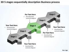 Business PowerPoint Templates Process Computer Repair Plan